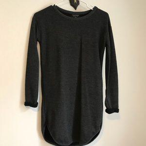 Topshop Tops - TopShop Long Thermal Shirt